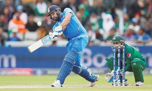 India 7, Pakistan 0