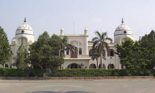 View from the courtroom: Legal battle for control of Edwardes College still on