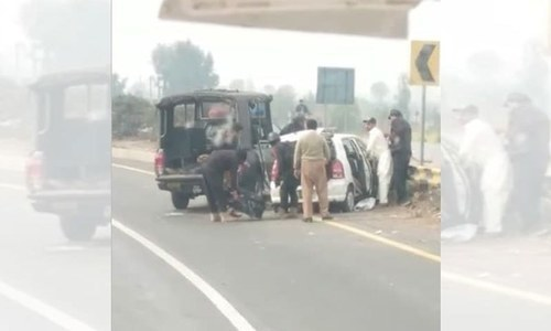 سانحہ ساہیوال ٹرائل لاہور منتقل کرنے کا حکم