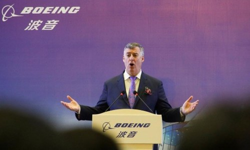 Boeing says 'sorry' for Max crashes, seeking renewed trust