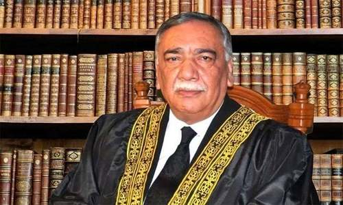 CJP Khosa seeks to review life imprisonment law