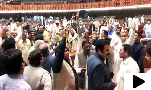 شہباز شریف کے مطالبے پر حکومتی ارکان کا سخت ردعمل
