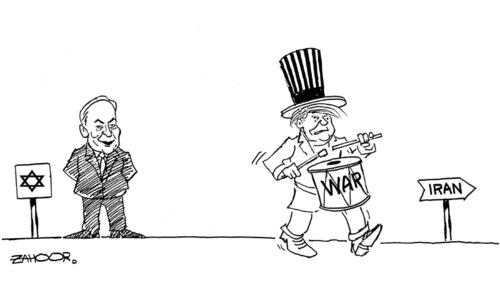 Cartoon: 18 June, 2019