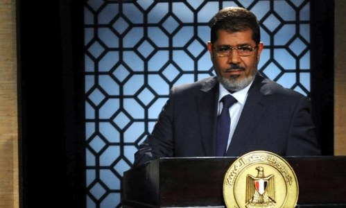 Former Egyptian president Mursi buried in Cairo, says son