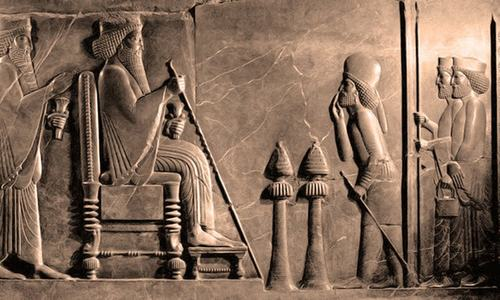 ہخامنشی سلطنت، ہیروڈوٹس اور سندھو گھاٹی