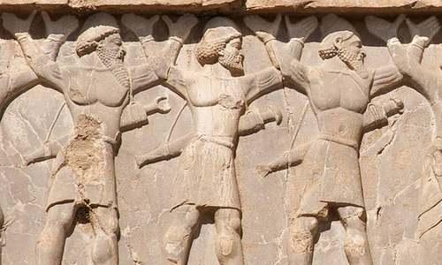 جب یونانیوں کی فوج میں 'سندھ' کے سپاہی اور گھڑسوار شامل ہوئے