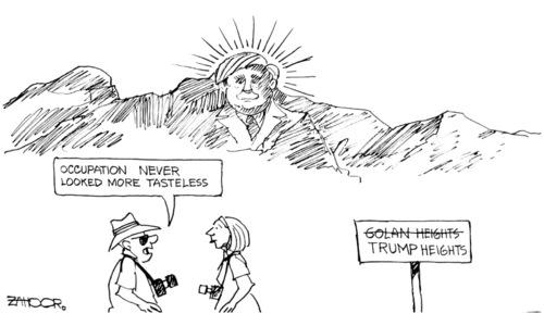 Cartoon: 19 June, 2019