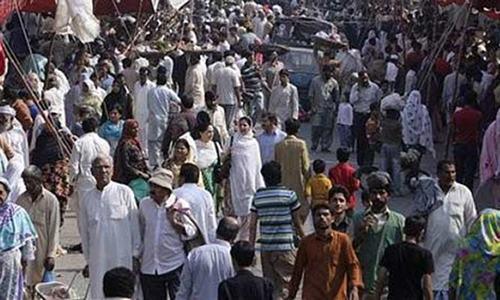 'پاکستان کی موجودہ آبادی کا نصف حصہ 2050 میں دگنا ہوجائےگا'