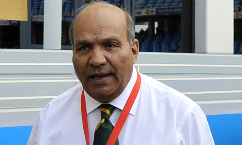 Team management responsible for Pakistan's poor show: Intikhab Alam