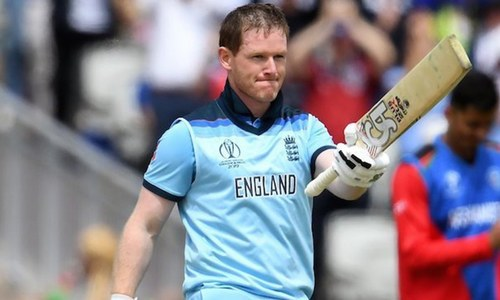 Wood hails 'amazing' Morgan after Afghanistan demolition