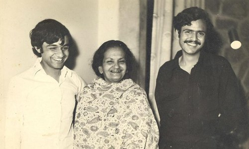 How the legendary Begum Akhtar influenced the life and poetry of Agha Shahid Ali