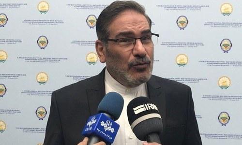 امریکا سے  فوجی سطح پر کوئی جنگ نہیں ہوگی، ایران