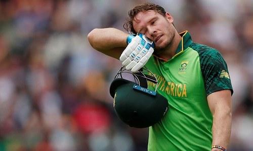 جنوبی افریقہ کا ورلڈ کپ میں سفر اختتام کے قریب، نیوزی لینڈ سے بھی شکست