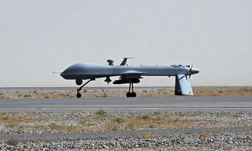 ایران: پاسداران انقلاب کا امریکی جاسوس ڈرون مار گرانے کا دعویٰ