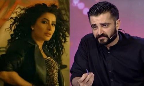 'بلی'، 'چڑیا' اور اب 'گینگسٹر گڑیا'، دوسری جانب حمزہ علی عباسی