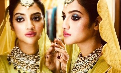بھارتی اداکارہ نے رکن اسمبلی کا حلف لینے سے قبل شادی کرلی