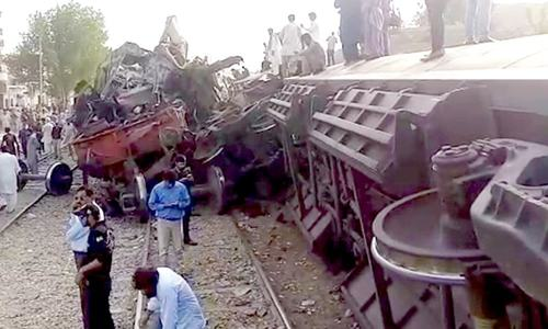 2 dead, several injured as passenger train hits freight car near Hyderabad
