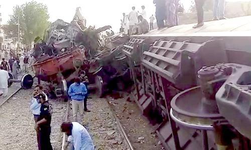 2 dead, several injured as train derailed near Hyderabad