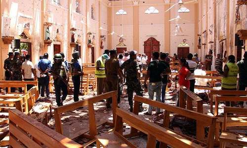 Sri Lanka cardinal says government hiding truth over Easter attacks