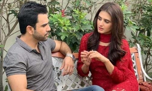 حرا مانی اور جنید خان کا نیا ڈرامہ 'مکافات'