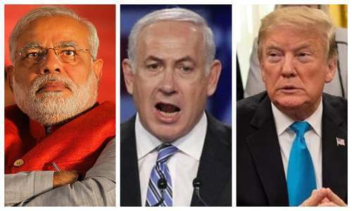 امریکا، اسرائیل اور بھارت جمہوری یا استحصالی قوتیں؟