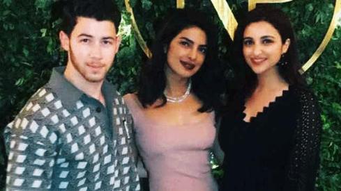 Nick Jonas gave us lots of money and diamond rings: Parineeti Chopra on the joota chhupai
