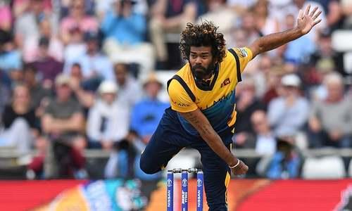 Malinga stars as Sri Lanka defeat favourites England by 20 runs in World Cup thriller