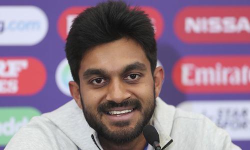 India won't lower guard against mauled Rashid, Shankar says ahead of Afghanistan match