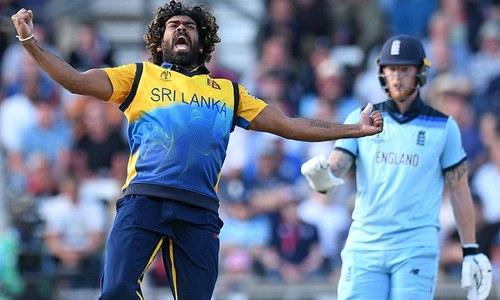 ورلڈ کپ کا بڑا اپ سیٹ، سری لنکا نے انگلینڈ کو شکست دے دی