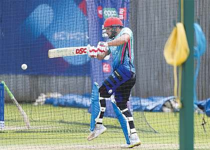 India set sights on run-fest against struggling Afghanistan