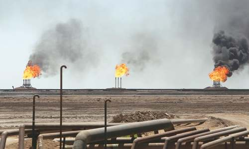 Exxon's $53bn Iraq deal hit by contract snags