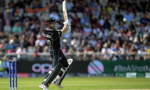 Williamson stars as New Zealand survive Brathwaite scare to win Windies thriller