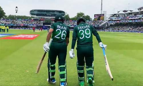 Pakistan battle South Africa for World Cup survival at Lord's