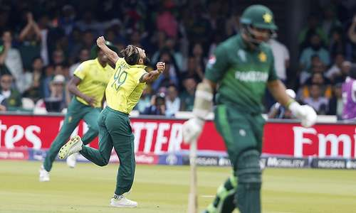 Openers out, Pakistan cling on for dear life in do-or-die World Cup fixture
