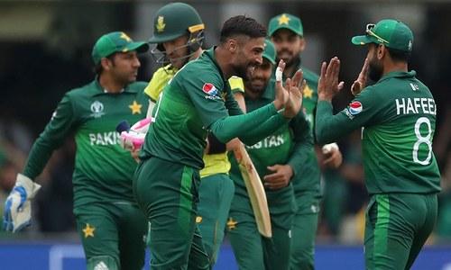 پاکستان کی شاندار فتح، جنوبی افریقہ ورلڈ کپ سے باہر