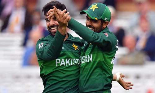 Shadab Khan dedicates victory to 'fans who support the team through thick and thin'