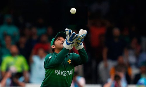 ورلڈ کپ 2019: پاکستان نے ڈراپ کیچز میں تمام ٹیموں کو پیچھے چھوڑ دیا