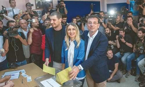 Erdogan's gamble backfires as his party loses mayor election