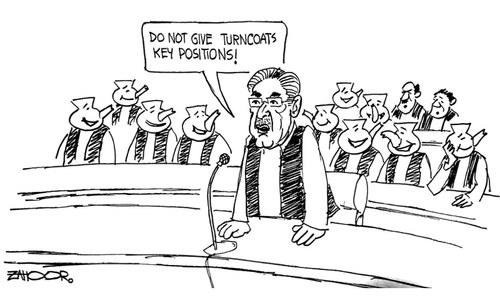 Cartoon: 24 June, 2019