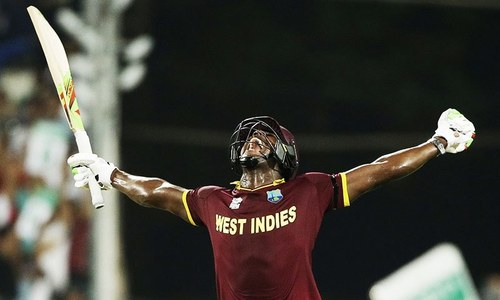 Holder challenges Brathwaite to repeat Old Trafford heroics