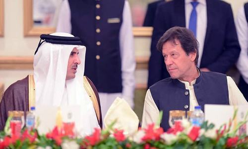 Qatari-Pakistani economic partnership to amount to $9bn: state news agency