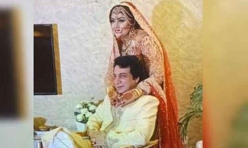 ماضی کی سپراسٹار انجمن نے 63 برس کی عمر میں دوسری شادی کرلی