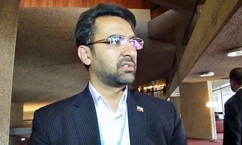 ایران نے امریکی سائبر حملوں کا دعویٰ مسترد کردیا