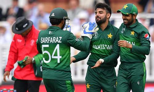 Shadab Khan glad to see leg-spinners starring at World Cup