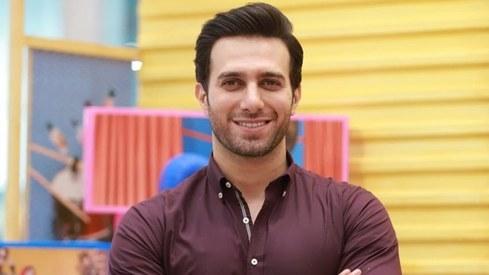 How did Emmad Irfani come to be Pakistan's favourite husband?