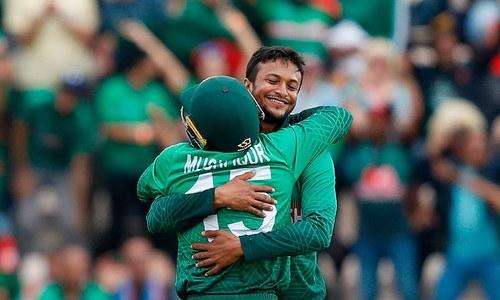 ورلڈ کپ: بنگلہ دیش نے افغانستان کو 62رنز سے شکست دے دی