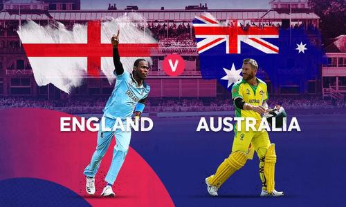 ورلڈکپ: انگلینڈ کا آسٹریلیا کے خلاف ٹاس جیت کر باؤلنگ کا فیصلہ