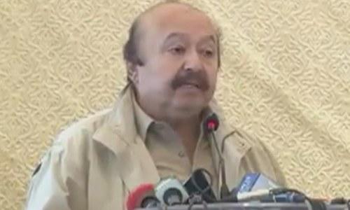 بدعنوانی کیس: پی ٹی آئی رہنما سبطین خان کا مزید 8 روزہ جسمانی ریمانڈ منظور