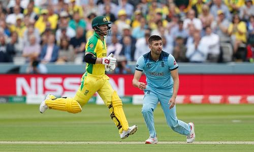 Australia 110-0 in World Cup showdown against England