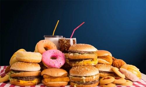 تولیدی صحت کے لیے تباہ کن غذا
